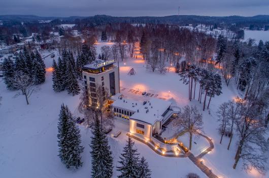 GMP Clubhotel - Ragnar Vutt