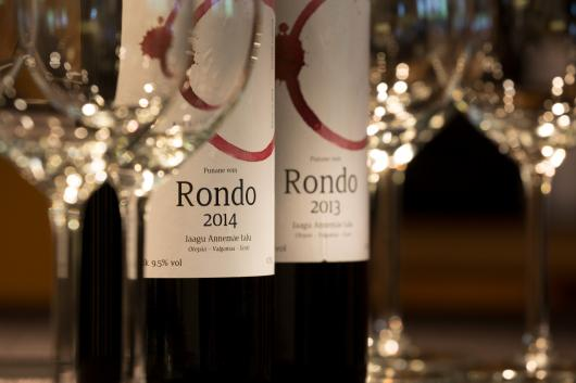 Eesti viinamarjavein Rondo. Foto Toomas Tuul