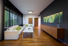 Kolmetoaline saunaga sviit